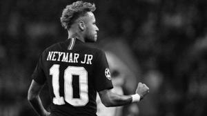 Neymar Paris Saint Germain Art Installation Footballers Soccer 1920x1080 Wallpaper