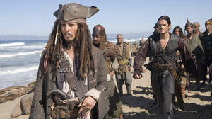 Johnny Depp Jack Sparrow Orlando Bloom Will Turner 3000x2000 wallpaper