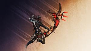 Elezen Final Fantasy 5000x3124 wallpaper