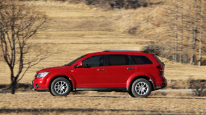 Vehicles Fiat Freemont AWD 1920x1080 Wallpaper