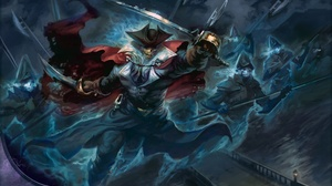 Magic The Gathering Pirate Sword Undead 2560x1600 Wallpaper