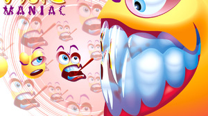 Video Game Pac Man 1280x1024 Wallpaper