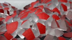 Artistic Crystal 3600x1800 Wallpaper