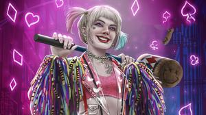 Dc Comics Harley Quinn 2398x1349 Wallpaper