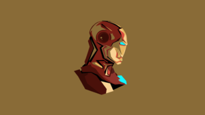 Iron Man Tony Stark 4445x2480 wallpaper