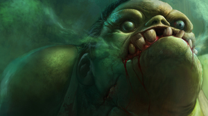 Creature Dota 2 Pudge Dota 2 3508x2480 Wallpaper