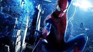 Electro Marvel Comics Spider Man 1920x1440 Wallpaper
