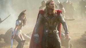 Chris Hemsworth Thor 3500x2329 wallpaper