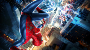 Electro Marvel Comics Spider Man 5000x3883 Wallpaper