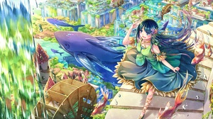 Anime Original 4097x2480 Wallpaper