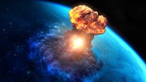 Apocalyptic Planet 4214x2137 Wallpaper