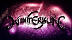 Wintersun Music Metal Band Finland Band Logo Typography Logo Melodic Death Metal Symphonic Metal 7440x4185 Wallpaper