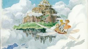 Drawing Studio Ghibli 4486x3163 Wallpaper