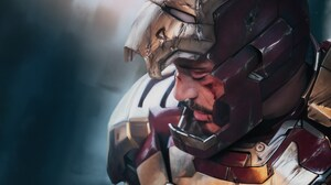 Iron Man Tony Stark 2560x1600 Wallpaper
