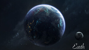Earth From Space 1920x1200 Wallpaper