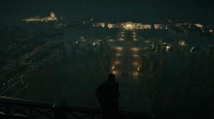 Assassins Creed Unity Video Games Screen Shot 1920x1080 Wallpaper