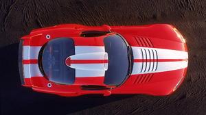 Dodge Dodge Viper Gts R Red Car 2048x1536 Wallpaper