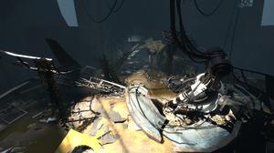 Video Game Portal 2 1920x1201 wallpaper