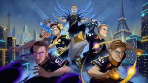 League Of Legends G2 Esports 1920x1080 wallpaper