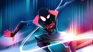 Marvel Comics Miles Morales Spider Man Spider Man Into The Spider Verse 3600x2025 Wallpaper