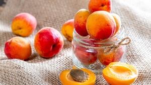 Apricot Fruit 5668x3779 Wallpaper
