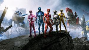 Power Rangers 12189x4320 Wallpaper