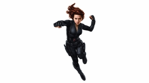 Black Widow Scarlett Johansson 2656x1494 Wallpaper