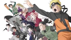 Ch Ji Akimichi Hinata Hy Ga Ino Yamanaka Kiba Inuzuka Naruto Uzumaki Neji Hy Ga Rock Lee Sai Naruto  1920x1200 Wallpaper