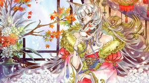 Anime Women 1920x1384 Wallpaper