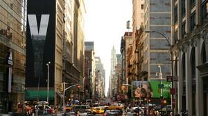 City Manhattan New York 2560x1600 Wallpaper