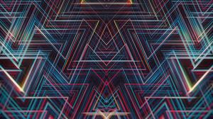 Lines 3840x2160 wallpaper
