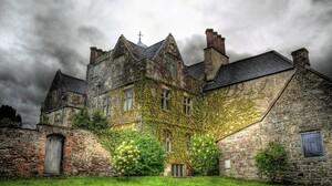 Architecture Castle Edinburgh Scotland 2560x1440 Wallpaper