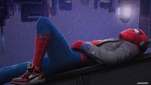 Spider Man 2024x1139 Wallpaper