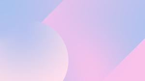 Pastel Colorful Minimalism Windows 10 Vysakhjanan Soft Gradient 6000x3375 Wallpaper