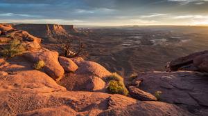Mountain Sunset 3840x2160 Wallpaper
