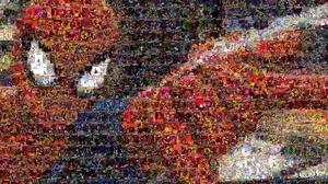 Mosaic Spider Man 1920x1280 Wallpaper